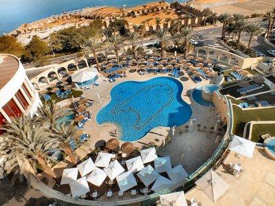 Отель Daniel Dead Sea Hotel 5* Мертвое море Израиль