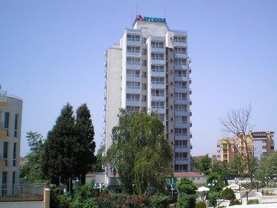 Отель Арсенал 2* Несебр Болгария