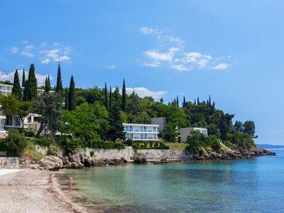 Отель Astarea II Depadance 3* Млини Хорватия