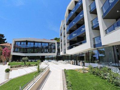 Отель Mlini Hotel 4* Млини Хорватия