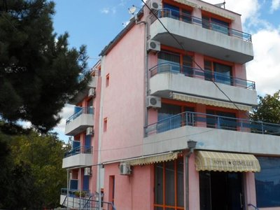 Отель Джемелли 2* Обзор Болгария