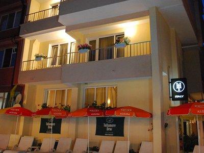 Отель Италия 3* Несебр Болгария