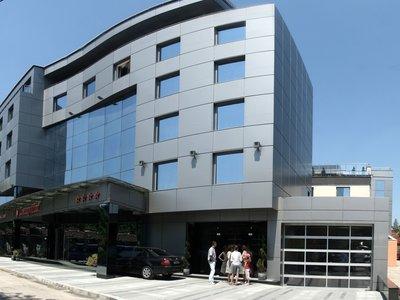 Отель Cosmopolitan Hotel & Wellness 4* Русе Болгария