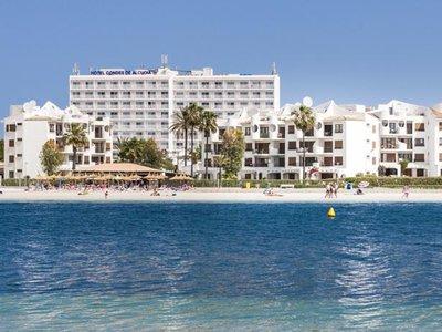 Отель Globales Condes de Alcudia 3* о. Майорка Испания