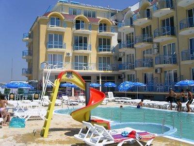 Отель Хит 3* Равда Болгария