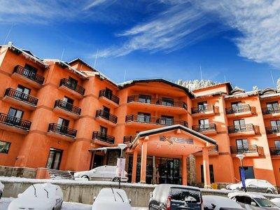 Отель Экстрим 4* Пампорово Болгария