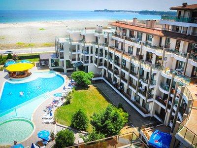 Отель Prestige City II Aparthotel & Spa 4* Приморско Болгария