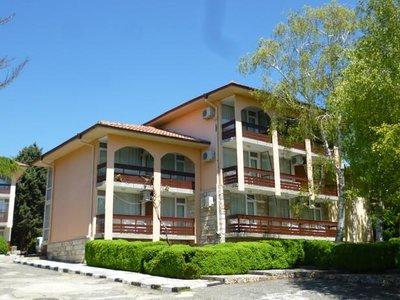 Отель Ahilea 3* Балчик Болгария