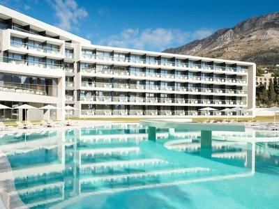 Отель Sheraton Dubrovnik Riviera Hotel 4* Млини Хорватия