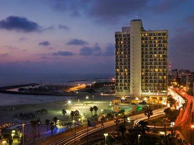 Отель Renaissance Tel Aviv Hotel 5* Тель-Авив Израиль