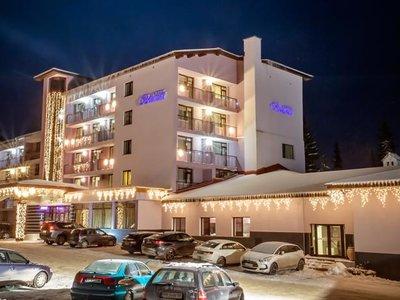 Отель Belmont Ski & Spa Hotel 4* Пампорово Болгария