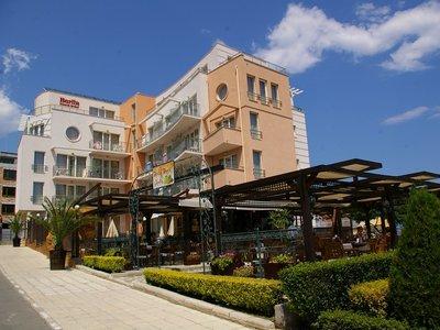 Отель Berlin Beach Hotel 3* Святой Влас Болгария