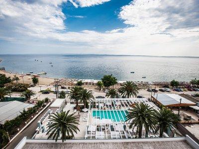 Отель Bomo Sermilia Cronwell Resort 5* Халкидики – Ситония Греция