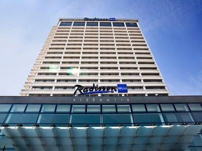 Отель Radisson Blu Hotel Lietuva 4* Вильнюс Литва