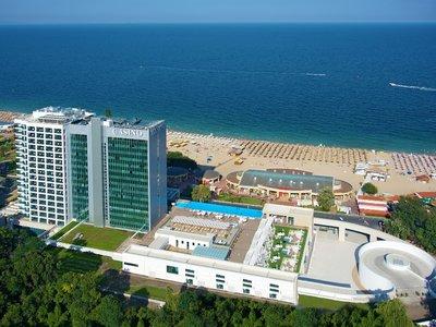 Отель International Hotel Casino & Tower Suites 5* Золотые пески Болгария