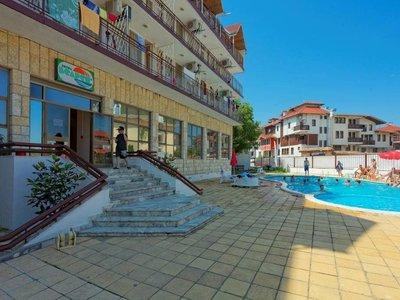 Отель Vedren Club Hotel 3* Кранево Болгария