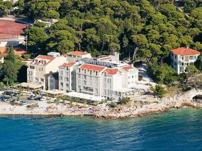Отель Osejava Hotel 4* Макарска Хорватия