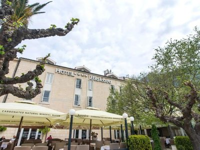 Отель Biokovo Hotel 4* Макарска Хорватия