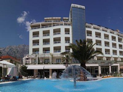 Отель Park Hotel 4* Макарска Хорватия
