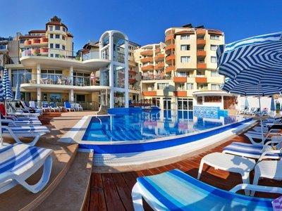 Отель Вилла Лист 4* Созополь Болгария