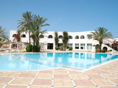 Отель Miramar Petit Palais 3* о. Джерба Тунис