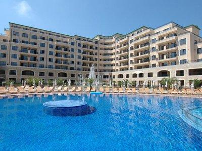 Отель Златна Котва 3* Золотые пески Болгария