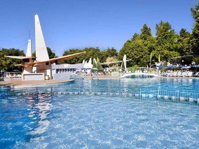 Отель PrimaSol Ralitsa Superior Aqua Club 4* Албена Болгария
