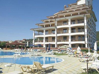 Отель Касабланка 4* Обзор Болгария