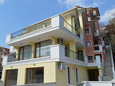 Отель Букор Штепи Апартаменты Люкс 3* Балчик Болгария