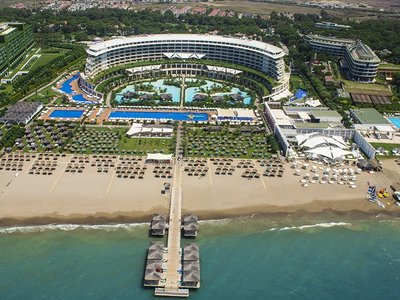 Отель Maxx Royal Belek Golf Resort 5* Белек Турция