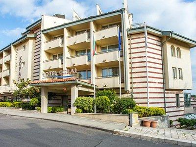 Отель Корал (Новый город) 3* Созополь Болгария