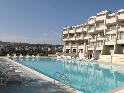Отель Panorama Spa & Wellness Hotel 3* Сандански Болгария