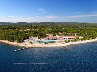 Отель Villas Rubin Resort 3* Ровинь Хорватия