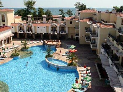 Отель Мартинез Апарт-Отель 4* Созополь Болгария