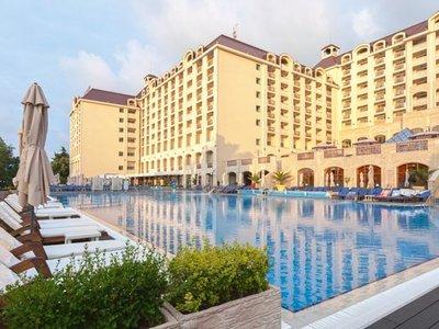 Отель Мелия Гранд Эрмитаж 5* Золотые пески Болгария