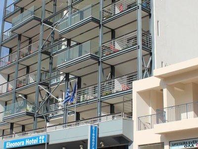 Отель Eleonora Hotel Apts 3* Ларнака Кипр