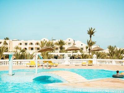 Отель Djerba Aqua Resort 4* о. Джерба Тунис