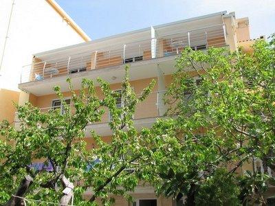 Отель Sara Lux Apartments 4* Св. Стефан Черногория