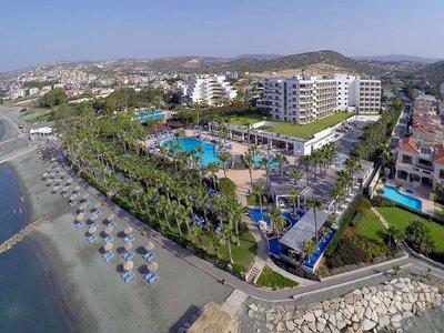 Отель GrandResort 5* Лимассол Кипр