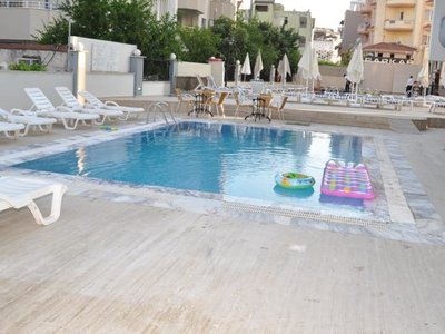 Отель Almena City Hotel 3* Мармарис Турция