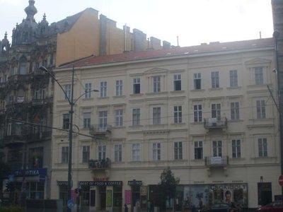 Отель Karoly Apartments 2* Будапешт Венгрия