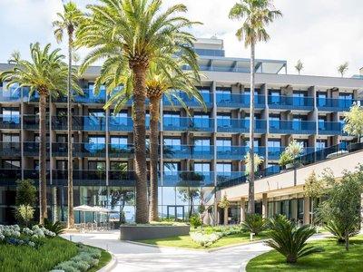 Отель Palmon Bay Hotel & Spa 4* Герцег Нови Черногория