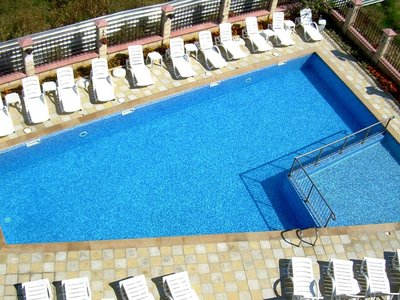 Отель Тропикана 3* Обзор Болгария