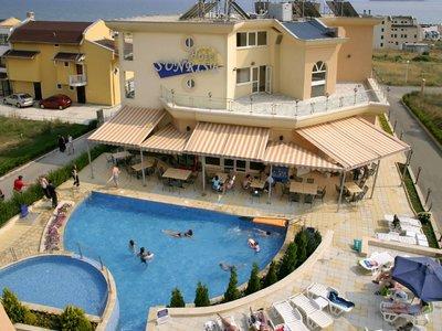 Отель Санрайз 3* Святой Влас Болгария