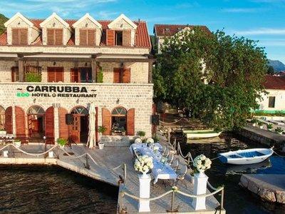 Отель Eco Hotel Carrubba 4* Тиват Черногория