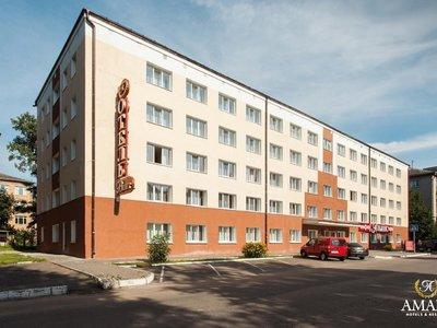 Отель Амакс Визит-Отель 3* Гомель Беларусь