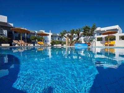 Отель Vasia Ormos 3* о. Крит – Агиос Николаос Греция