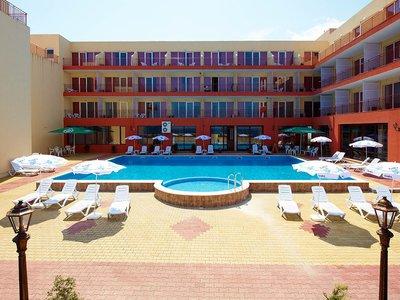 Отель Complex Relax Pomorie 3* Поморие Болгария