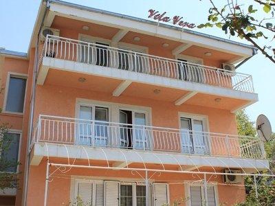 Отель Vera Vila 2* Сутоморе Черногория