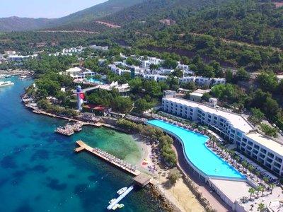 Отель Kairaba Blue Dreams Resort & Spa 5* Бодрум Турция